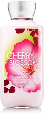 Bath & Body Works® Signature Collection Body Lotion Cherry Blossom, 8 OZ Blossom Bath Collection