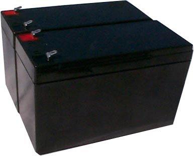UPS Battery for APC RBC48 Live-Acid Battery Kit of 2