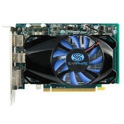 SAPPHIRE Radeon ビデオカード HD7750 1G GDDR5 PCI-E HDMI/DVI-I/DP SAHD775-1GD5R0
