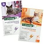 Advantage for Cats Under 9 Lbs. ~~ 4...