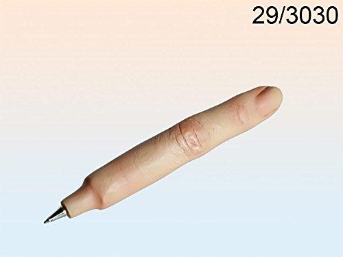 Stylo-en-forme-de-doigt-Gadget-fantaisie-missile-humour-original-Finger-pen