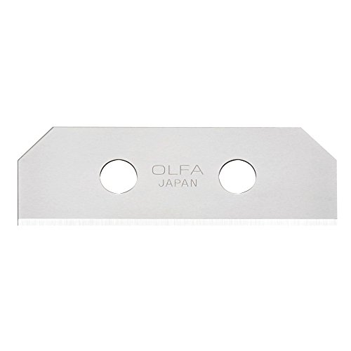 Olfa 1077173 Skb-8/10B Replacement Blades For Sk-8 Knife, 10-Pack