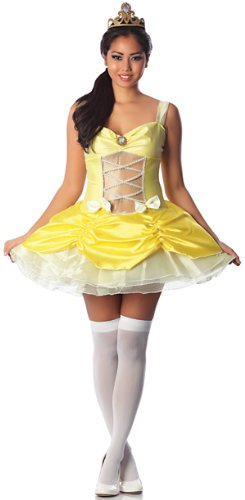 Halloween 2017 Disney Costumes Plus Size & Standard Women's Costume Characters - Women's Costume CharactersDelicious Belle Of The Ball Sexy Costume
