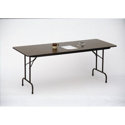 Correll cf3096px 01 high pressure laminate fixed height for Table th fixed width