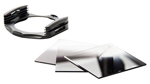 Cokin Kit Expert M Ensemble de 3 filtres densité neutre avec microfibre Gris neutre