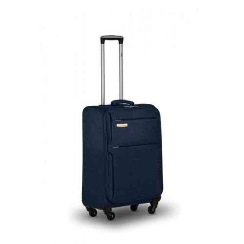 RONCATO CIAK GIRO TROLLEY MEDIO 4 RUOTE SUPER LIGHT (BLU)