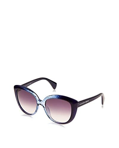 Alexander McQueen Occhiali da sole AMQ 4234/S (55 mm) Blu