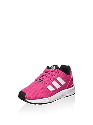 adidas Zapatillas Zx Flux El I (Fucsia / Blanco)