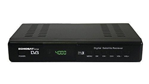 ECHOSAT SD 12700 - Démodulateur chaines FTA recepteur