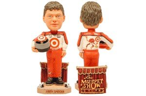 Jimmy Spencer Bobblehead