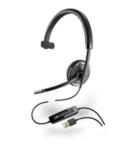 Blackwire C510 Usb Monaural Headset Blackwire C510 Usb Monaural Headset