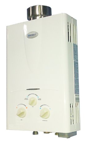 Marey Power Gas Tankless Water Heater