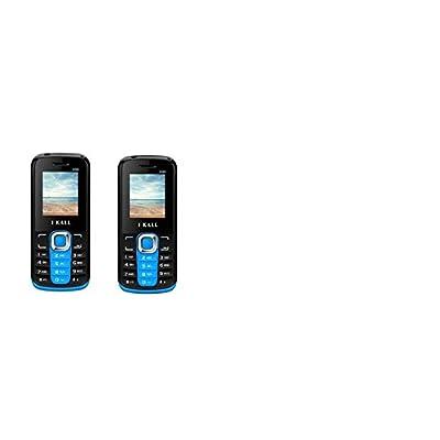 I Kall K99 set of 2 Dual Sim Mobiles (Blue & Blue)