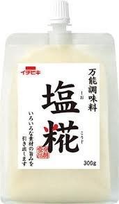 イチビキ 万能調味料 塩糀 300g×10個
