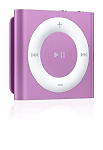 Apple iPod shuffle 2GB (4 gen. 2012) - Reproductor de MP3 (2 GB de capacidad) color violeta