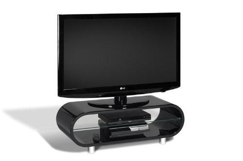 "Ovid OV95B - LCD & Plasma TV Stand up to 50"" - Gloss Black"