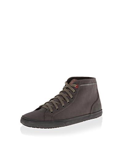 Ben Sherman Men's Conall Hi Top Twill Fashion Sneaker