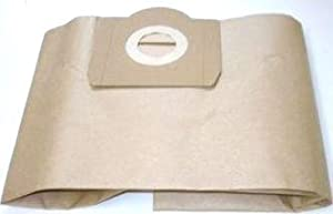Bags For Parkside Lidl Vacuum Cleaners Pack of 20: Kitchen & Dining