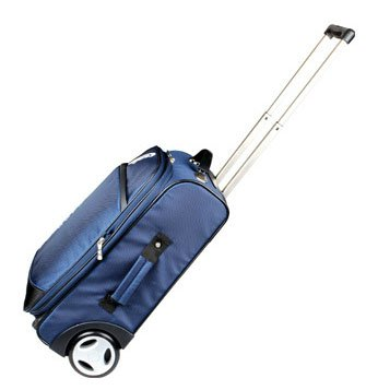Cleveland Rolling Carry On Suitcase from Cleveland