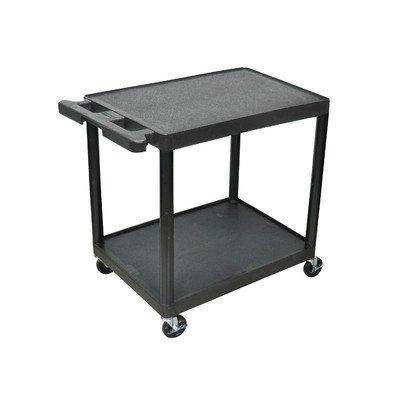Luxor 2 Shelf Service Cart