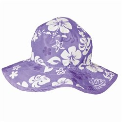 Kidz Reversible Bucket Hats Baby Ages 0-2, Velcro Closure, Block Out More Than 97.5% Of Uva And Uvb Rays