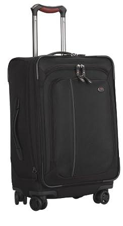 Victorinox Werks Traveler 4.0 WT 22 Dual-Caster, Black, One Size