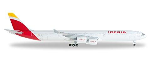 herpa-527804-modellino-di-aereo-iberia-airbus-a340-600