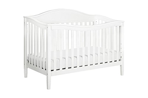 Why Should You Buy DaVinci Laurel 4-in-1 Convertible Crib, White