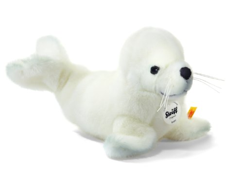 Steiff Robby Baby Seal front-897405