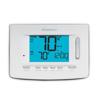 Braeburn Model 5020 1 Heat/1 Cool Programmable Thermostat at Sears.com
