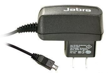 Jabra Oem Travel/Ac Charger For Bluetooth Headsets: Bt160 Bt350 Bt500 Bt500V Jx-10 A210