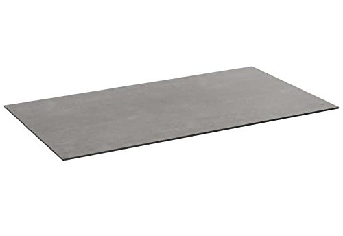 SonnenPartner Tischplatte Compact beton-hell HPL 200 x 100 made by Müsing günstig bestellen