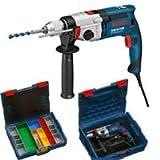 BOSCH GSB 21-2 RE Professional Impact Drill + L-Boxx 240v