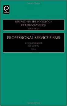 research in the sociology of organizations In research in the sociology of organizations authors: askin noah since the arrival of mass production, questions regarding authenticity have been plaguing markets.