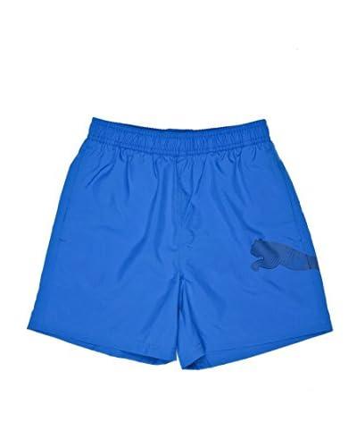 Shorts da Bagno Active Big Cat Beach Shorts [Blu]