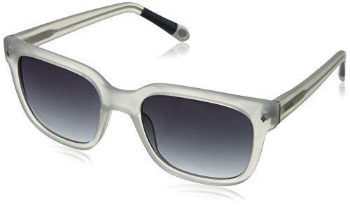 fbce25e750 Fossil FOS3008S Square Sunglasses Matte Crystal 53 mm ...