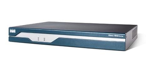 Cisco 1841 Security Bundle Routeur EN, Fast EN Cisco IOS 1U