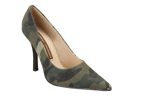 Chinese Laundry Spicy Camo Pumps Womens