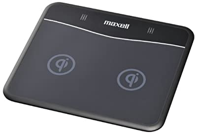 Maxell Qi Wireless Dual Phone Charger
