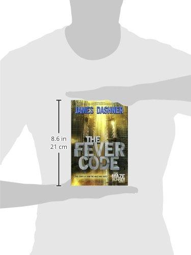 The-Fever-Code-Maze-Runner-Book-Five-Prequel-The-Maze-Runner-Series