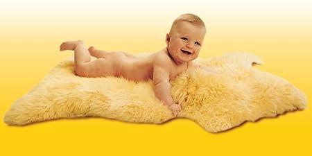 Baby - colour pieles de cordero punta Gr, 78 - 95 cm