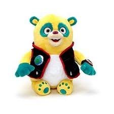 Disney, Agent Oso soft plush mini 8