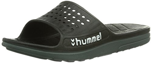 Hummel Hummel Sport Sandal - Sandalias deportivas Hombre, Black 2001, 43 EU