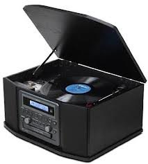 TEAC GF-550USB Turntable/Radio/CD/USB Recorder