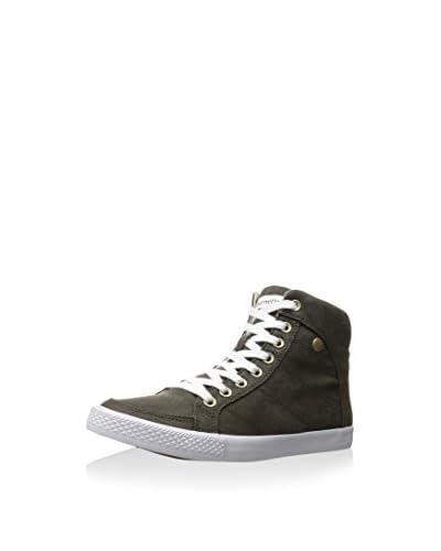 Burnetie Men's High-Top Sneaker