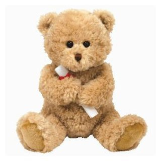TY Classic Grads Graduation Bear