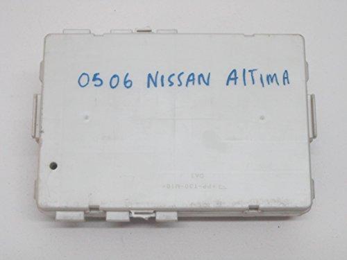 05 06 NISSAN ALTIMA BODY CONTROL MODULE FUSE BOX PP-T30-M10