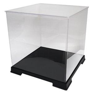 [Transparent Case Series] Figure Case Size: 32(H) x 32(W) x 32(D) cm ( Japanese Import )