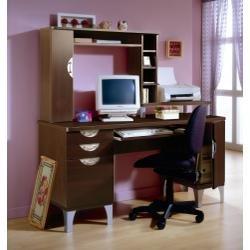 Buy Low Price Comfortable Computer Desk and Hutch – Nexera Furniture – PAB-OSET-1 (B00409F3ZE)