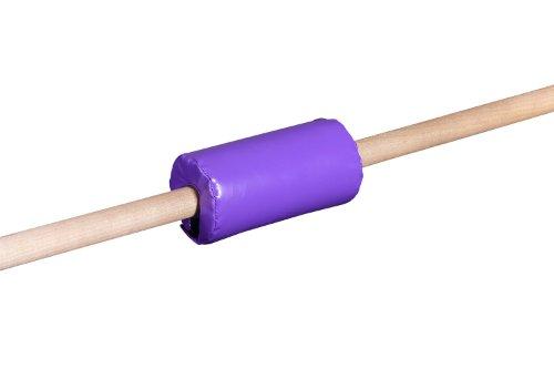 Tumbl Trak Gymnast Bar Pad, Purple, 9.5-Inch (Tumbl Trak Bar compare prices)